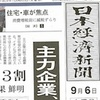 【今日の日経】アデランスが仏進出 ヴィトン風かつら生産!?