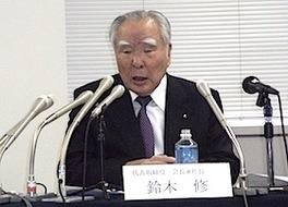 """スズキ、85歳""""怪物""""鈴木社長、辞めたくても辞められない事情 後継者・長男の力不足"""
