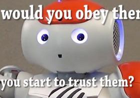 【悲報】人間は「ロボット上司」からの命令にもペコペコしてしまうことが判明!!