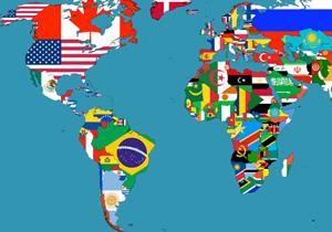 2014年、今あなたが国際人になるために知っておくべき7の地図