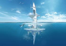海の上の宇宙船!?  最新海洋調査艇「シーオービター」のハンパない構造!