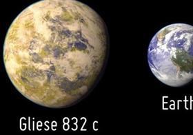 「グリーゼ832c」— 地球とソックリ、四季豊かな巨大惑星が発見される