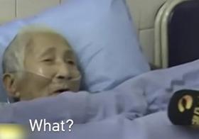【脳の驚異】昏睡状態から目覚めたら英語がペラペラに!! 中国人老婆の奇跡