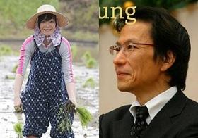衝撃! 安倍昭恵が夫とは真逆の学者・姜尚中と仲良く…原発や日韓問題でも意気投合