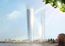 影ができない高層ビルが建設可能か=ロンドン