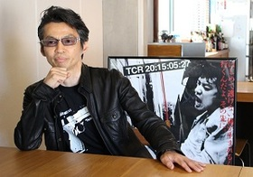 石井岳龍監督が語るbloodthirsty butchersとロック、そして映画「シリアスな現実と娯楽を繋ぎたい」
