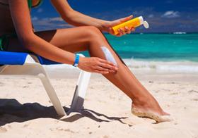 紫外線&日焼けは、がんの危険増大!特に夏の昼時は要注意!