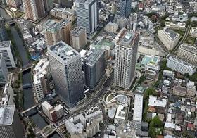 """""""マイナー""""な大崎に異変?乗車人員数急増、新しい「街」出現で変貌 大規模開発仕上げへ"""