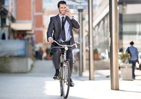 自転車事故急増で法律重罰化!意外な14の危険行為、犯すと講習&受講料徴収