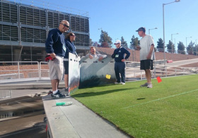球場や競技場の「芝生」の秘密 想像を絶するプロの技術が結集 天候や目的に合わせ調整