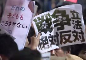 デモをなめるな! 礒崎首相補佐官、百田尚樹らが「デモ参加者はアルバイト」とデマ攻撃