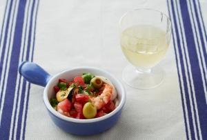 夏は自宅でカンタン絶品「冷たい」マリネ!魚介&野菜満載でワインにもピッタリ