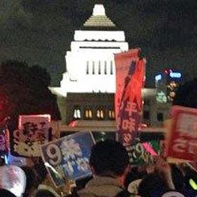 安保法案可決も、SEALDsが韓国で大絶賛!「彼らこそ日本の若者の代表だ」の真意とは