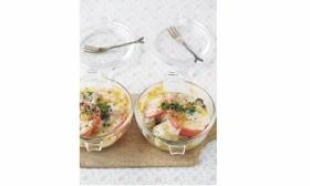 旬のかき&トマト絶品チーズ焼き!10分でできる!「生食用」「加熱用」の誤解?
