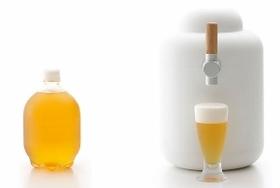 ペットボトル入りビールが旨いぞ!