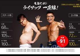 生島ヒロシが肉体改造に成功 高齢者でも筋肉量は増やせるのか?
