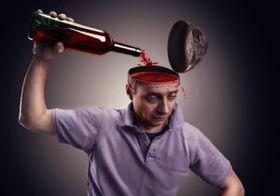 酒の飲み過ぎで大脳が10~20%萎縮! うつ病や認知症の原因にも