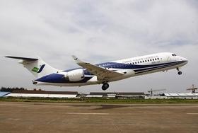 中国ジェット機開発、米国社設計利用でも13年かけ米国認証取れず MRJの敵にならず