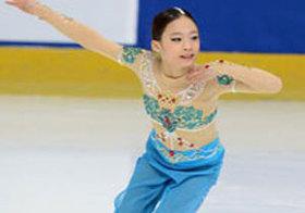 """ついに""""第2のキム・ヨナ""""出現か!? 韓国を沸かす脅威の小学生フィギュアスケーターとは――"""