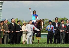 「1年間未勝利」にリーチ......岩田康誠騎手の停滞する現状を物語るキーンランドCの「1,2着馬」
