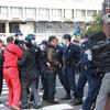 「朝鮮人を出せ!」韓国人活動家と日本の市民団体が衝突で島根が騒然!警官3百人出動