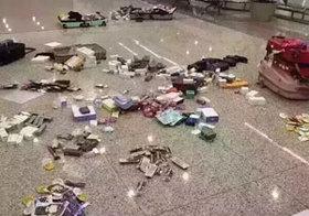 中国、空港で帰国者の荷物全開&全購入品に高額課税&没収を突然開始!日本での爆買い消滅か