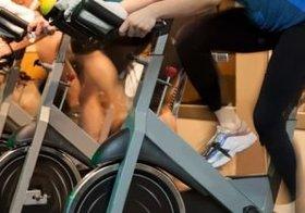 自転車こぎ45分に匹敵する1分間エクササイズ 脂肪燃焼・心肺持久力をアップ