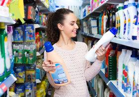 強烈な香料入り洗濯用洗剤は危険!においで健康被害続出…頭痛や吐き気、喘息、鼻炎