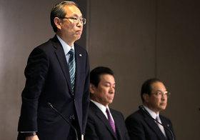 絶望の東芝:いわくつき人物の会長就任に強烈な拒否行動…「泥船」原発事業のめり込み