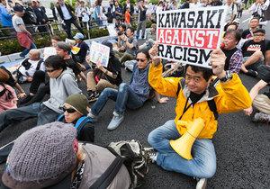 外国人を差別しても処罰されない日本…韓国人へのヘイトスピーチ、国は規制する気なし?