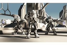 ロボット(人工知能)のテロリストや徒党、人間を攻撃する恐れ…総務省が報告