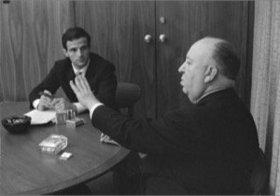 ヒッチコックとトリュフォーのインタビューを映像化 『ヒッチコック/トリュフォー』12月公開へ