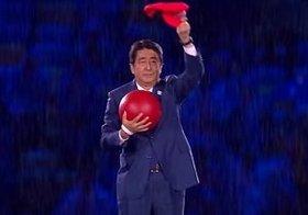 日本の恥! リオ五輪閉会式で安倍首相がアスリートをさしおいて政治宣伝…背後に官邸と組織委のグロテスクな思惑