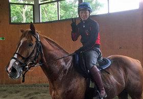 「黄金」コンビが3年ぶりに復活! 池添謙一騎手がオルフェーヴルに跨る写真にファン興奮「今から再デビューして」