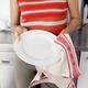 実は食器をふきんで拭くのは超不衛生?夏場のふきんは菌が繁殖する絶好の場所だった!