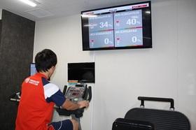 「効率が良すぎる」画期的スポーツジム!今、必要な運動強度が一目でわかる&やれる