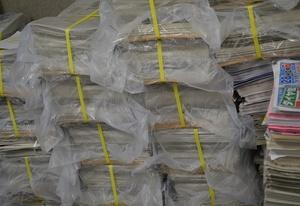 部数激減の新聞業界のタブー、大量「残紙」で部数水増しモデル崩壊…残紙率70%も
