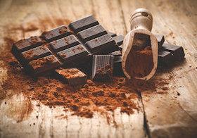 チョコが「ダイエットの敵」から「アンチエイジングの味方」に~カロリーより「フラバノール」