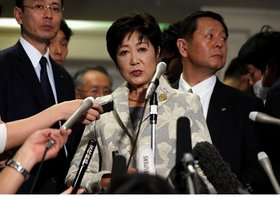 小池百合子東京都知事と公明党の「蜜月」…自民党都議連、弱体化で崩壊の危機
