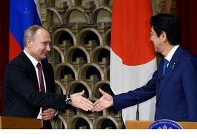 プーチンの戦略に完全に振り回された安倍首相…ロシア側の成果ばかり、すれ違い深刻
