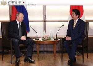 プーチン会談裏、安倍首相が外務省との暗闘に屈服…現実路線=北方2島返還を断念