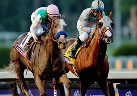 【ドバイWCの大本命馬アロゲート】ポジション・展開不問の「異次元の万能性」&アメリカ競馬史上屈指の「スピード能力」の秘密に迫る