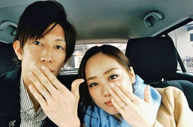 人気美人レーサー伊藤玲奈のデキ婚にファン騒然! 相手はまさかのイケメンレーサーであのアイドルとも家族関係に!