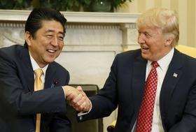 「異常に親密な」トランプと安倍首相、メディアによる「日米分断工作」を撃破…中国包囲網完成か