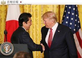 米国国民の高い支持を得るトランプは、これから日本に容赦なく経済的要求を浴びせる予兆