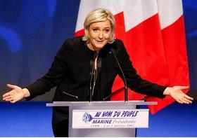 仏国でも「まさかの極右大統領」当選で仏国第一主義も…各国が自国第一、世界分断で混沌