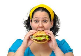 ダイエットをしても痩せられないのはストレスのせい?