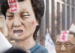韓国、慰安婦問題解決の日韓合意を破棄か…韓国と中国、冷戦状態突入