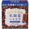 バカ売れロッテ「乳酸菌ショコラ」に国が疑義…「乳酸菌が100倍届く」とは断定できず