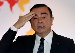 ゴーン日産社長、年総額18億円の報酬に批判強まる…さらに三菱自からも巨額報酬か